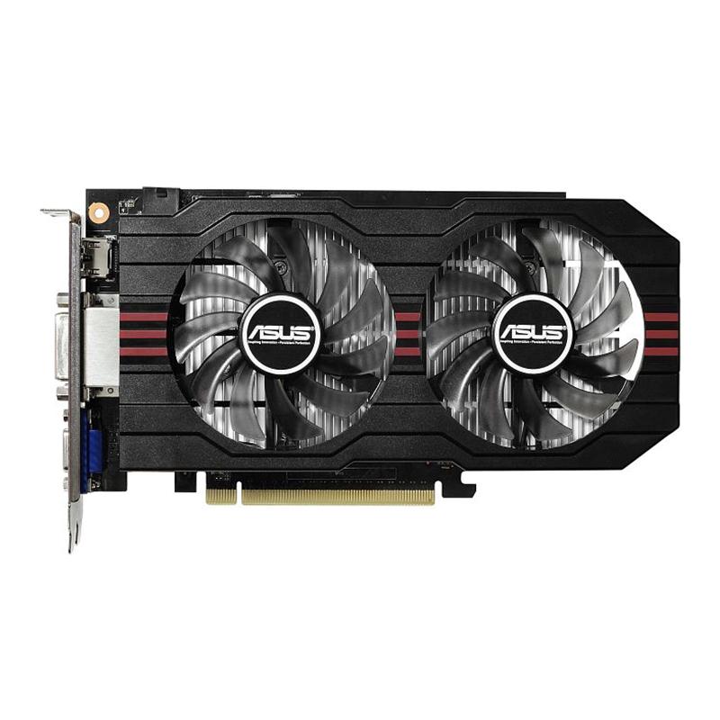Asus GeForce GTX 750 Ti OC (2GB GDDR5) - Beitragsbild #4