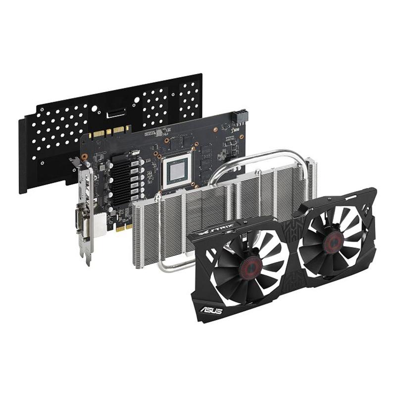 Asus GeForce GTX 970 Strix (4GB GDDR5) - Beitragsbild #5