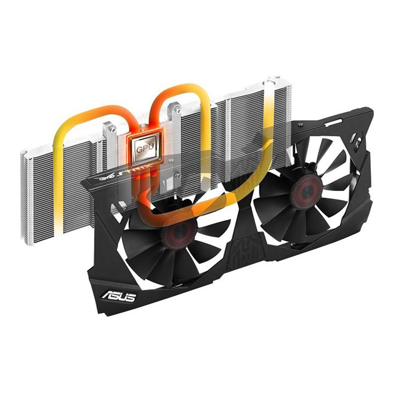 Asus GeForce GTX 970 Strix (4GB GDDR5) - Beitragsbild #6