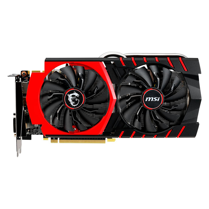 MSI GeForce GTX 970 Gaming 4G (4GB GDDR5) - Beitragsbild #2