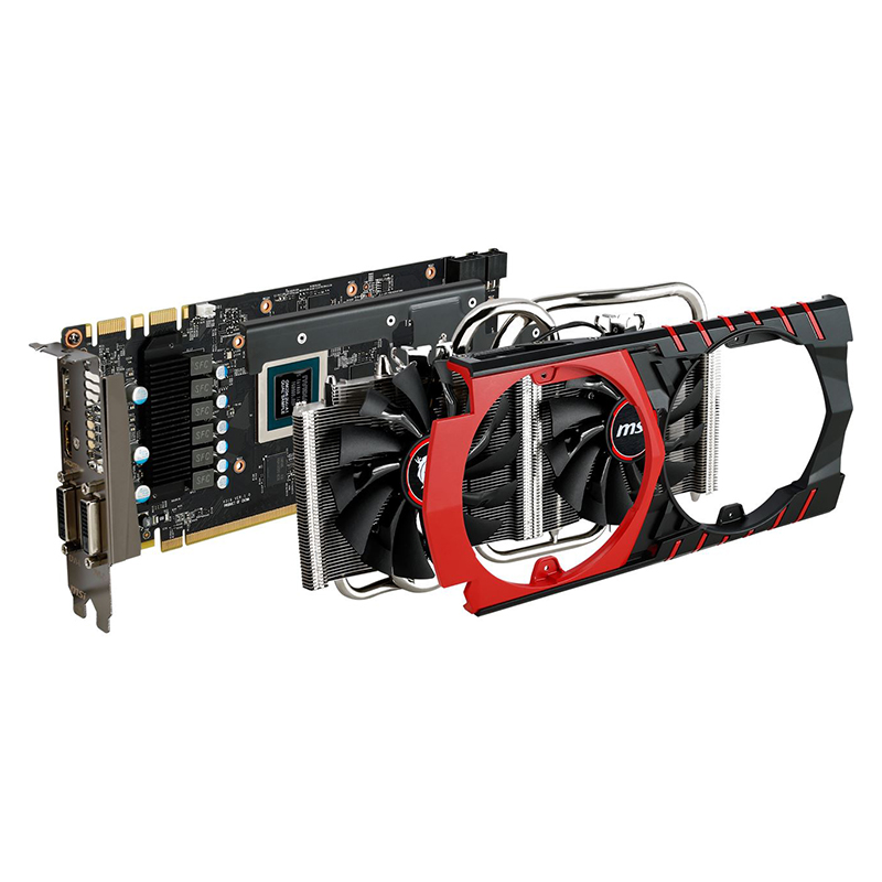MSI GeForce GTX 970 Gaming 4G (4GB GDDR5) - Beitragsbild #5