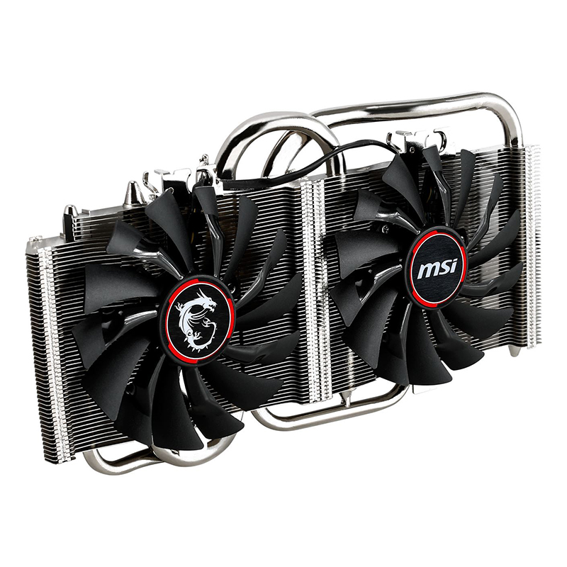 MSI GeForce GTX 970 Gaming 4G (4GB GDDR5) - Beitragsbild #6
