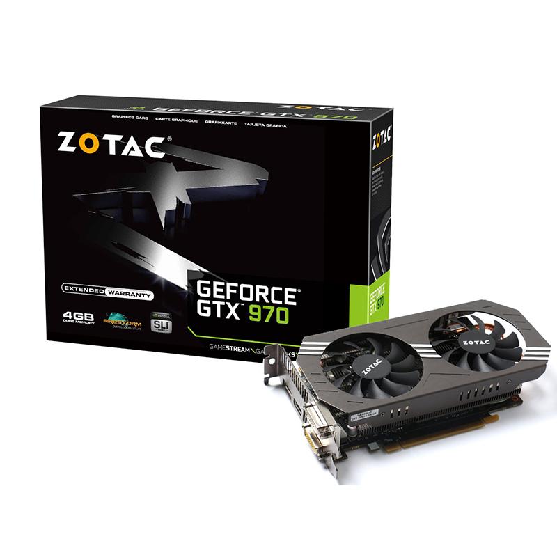Zotac GeForce GTX 970 (4GB GDDR5) - Beitragsbild #1